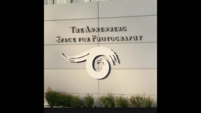 Jansen's Field Trips: Annenberg Space for Photography's Photo Ark Exhibit